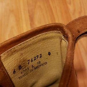 Frye Shoes - Frye distressed boots sz 6
